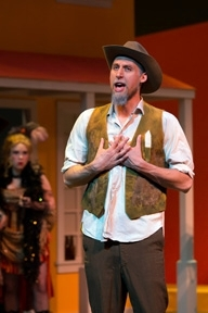 Kyle Westmaas in Comedy of Errors
